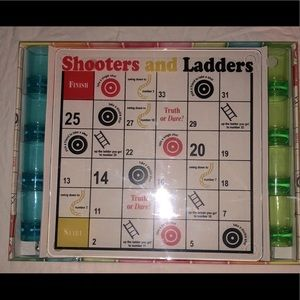 BNIB Shooters and Ladders game